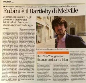 Brescia Oggi 18.03.2014