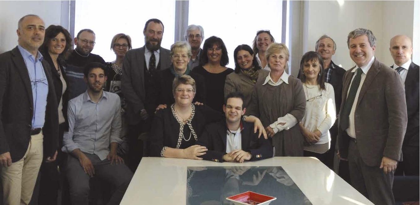 Costituzione Fondazione di Partecipazione StefyLandia Onlus 20.04.2015