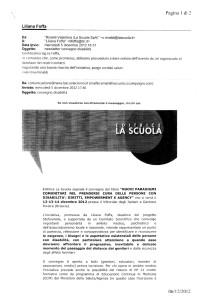 Editrice La Scuola 05.12.2012