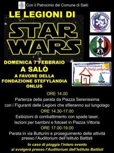 Locandina Star Wars 7.2.2016