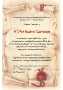 501st Italica Garrison