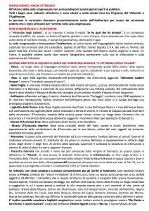 """INFORMAZIONI UTILI per Seminario di Studi """"Pensami adulto… è la verità"""" - 14.10.2016 n. 2"""