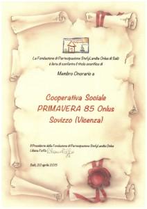 PRIMAVERA 85
