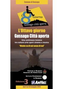 Copertina L'Ottavo giorno 2015 - Gussago