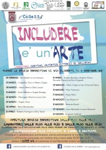 Includere è un'arte