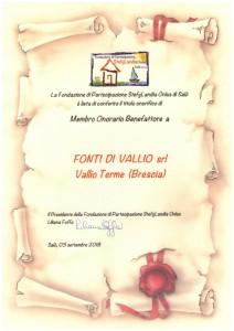 Fonti di Vallio