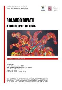 Rolando Rovati 6 ottobre 2018