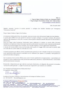 proposta servizio di ascolto gratuito Fondazione StefyLandia Onlus 02.04.2020