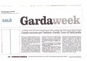 intervista GardaWeek 20.11.2020